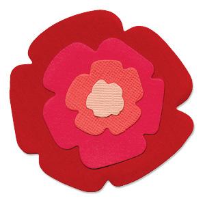 sizzix flower 654979